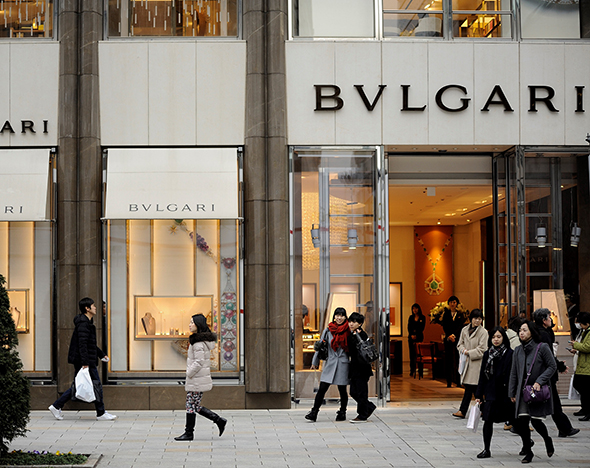 Bvlgari будет самостоятельно развивать бизнес в России