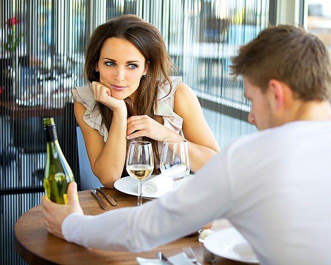 Как заинтересовать мужчину на первом свидании