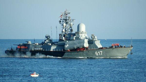 FT: российский морской флот бросает США новые вызовы
