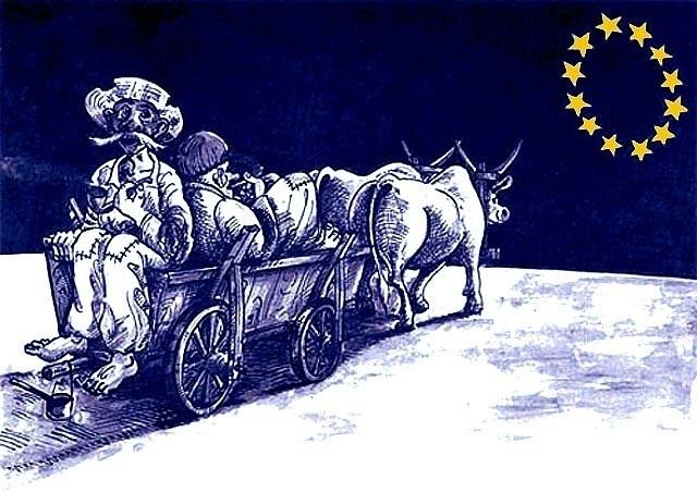 Как Украине попасть в Евросоюз?