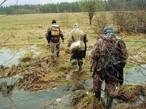 Одеваемся на весеннюю охоту