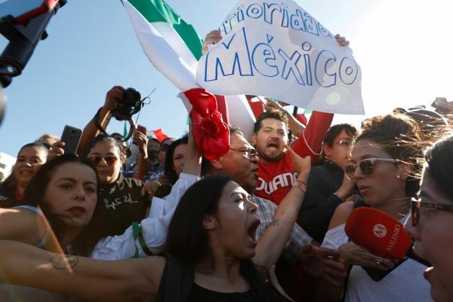 Трамп довел коллегу из Мексики до национального позора