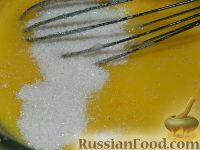 Фото приготовления рецепта: Пасхальный кулич без замеса - шаг №6