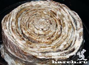 tort pechenochniy modern 13 Торт печеночный Модерн