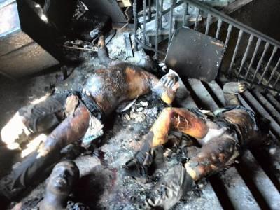 убийство мирных жителей в Одессе