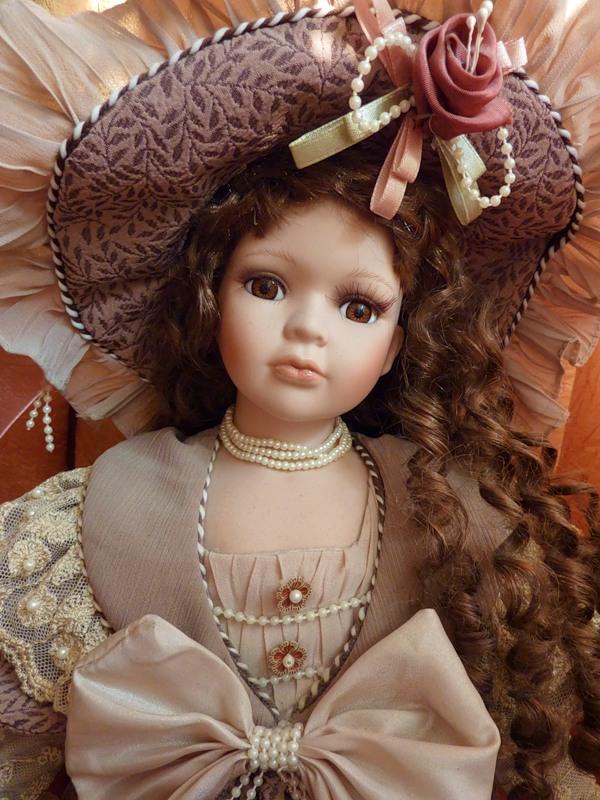 Любимая кукла.