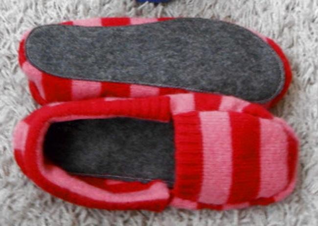Тапочки...из свитера (Diy)