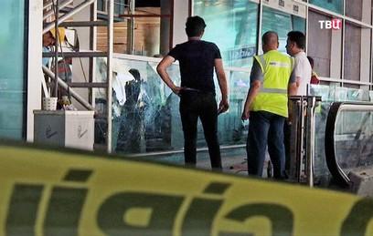 Стамбульские террористы не смогли попасть в аэропорт с первого раза