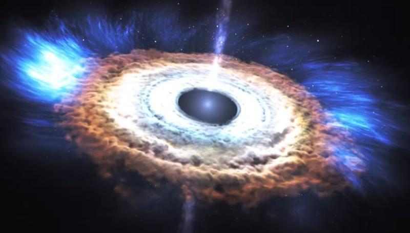 Найдены признаки существования другой Вселенной
