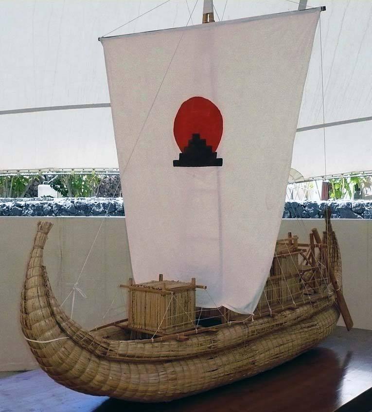 лодки ра и ра2