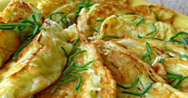 Капустные листья с сырной начинкой, бесподобная закуска!