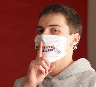 Спасает ли марлевая повязка от гриппа и сколько её носить?