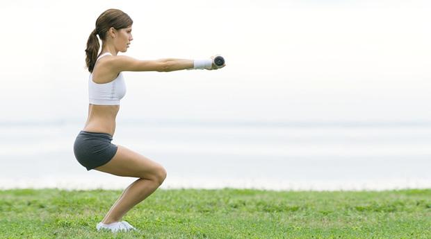 30 упражнений на каждый день — стройные ноги за 1 месяц!