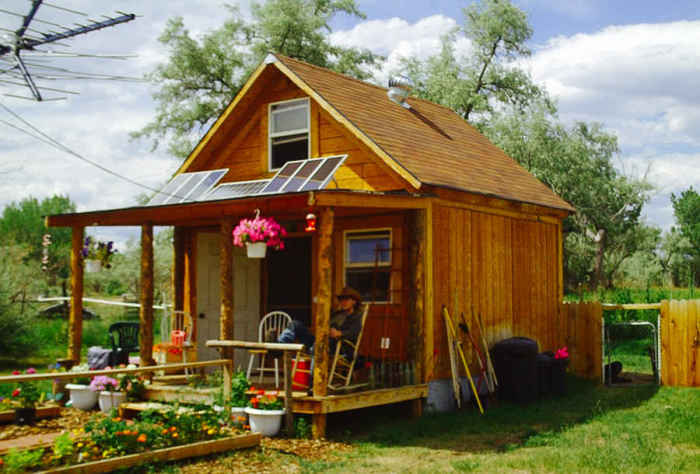 Дачные домики, стоимостью от $1000 и до $25000