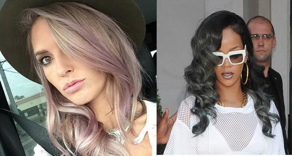 Какой цвет волос в тренде в 2017