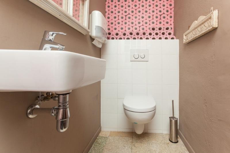дизайн туалета современный