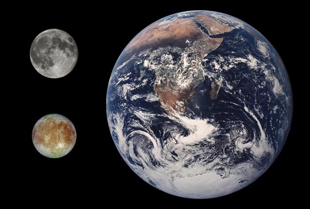 СЕНСАЦИЯ Вода в океане на спутнике Юпитера такая же, как и на Земле