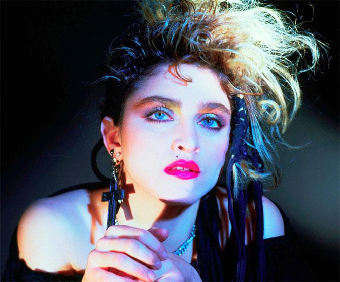 Мода и стиль: причёски и макияж 1980-х годов