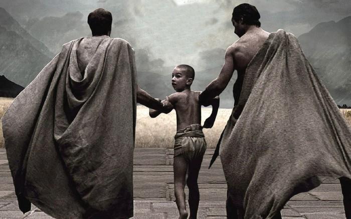 10 методов воспитания мальчиков в Спарте, за которые сегодня могли бы и посадить