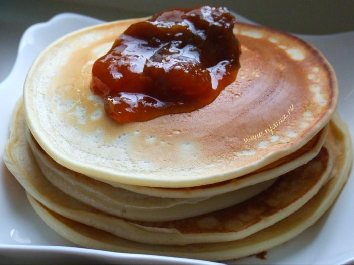 Pancakes или Американские блинчики
