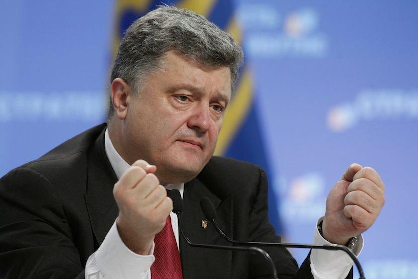 «Порошенко лучше не позориться»: украинцы назвали главу государства неудачником