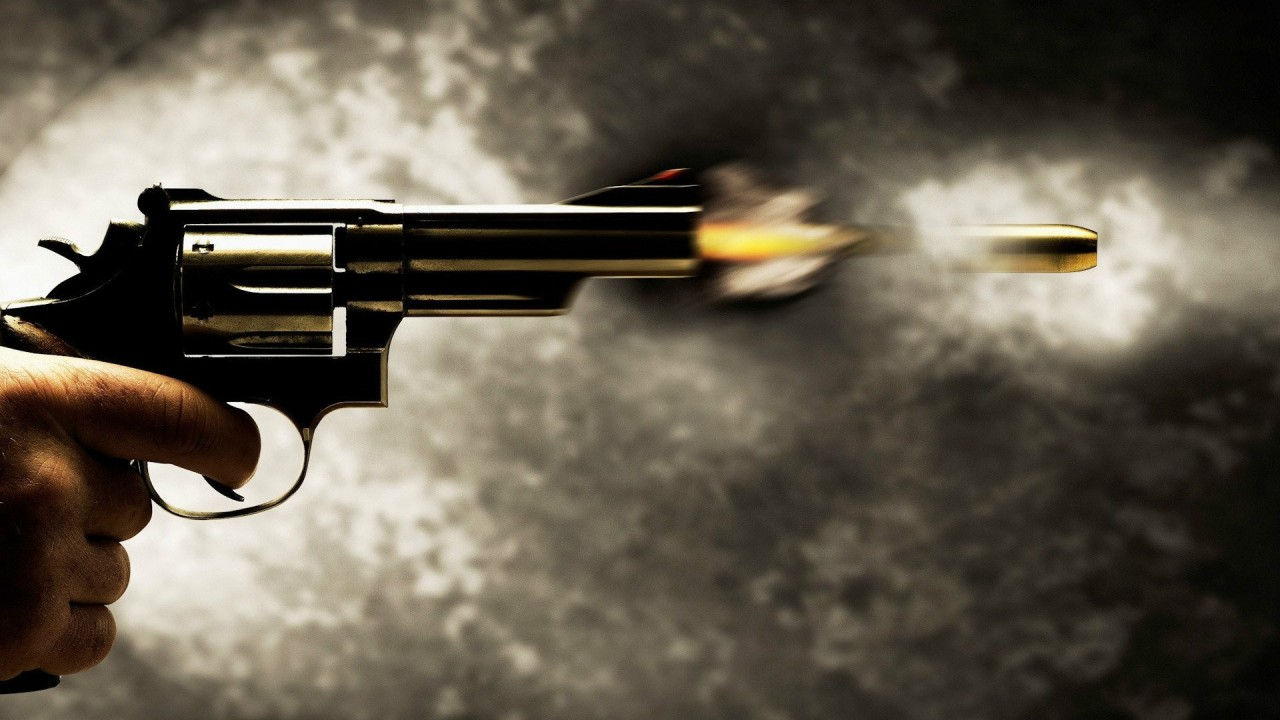 Пуля, которой выстрелили в воздух, при падении может убить. мифы, наука, разрушители легенд, юмор