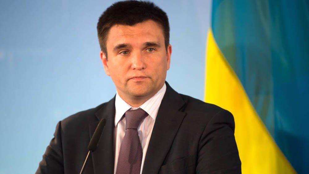 Глава МИД Украины «с грустной улыбкой» отреагировал на визит Путина на свадьбу Кнайсль