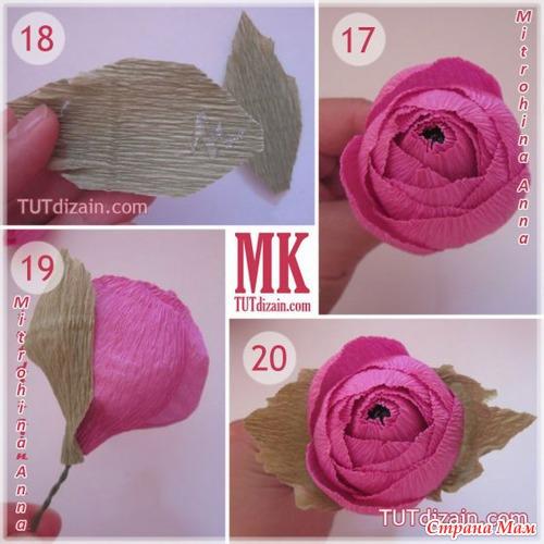 Букеты конфеты как сделать розу своими руками