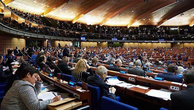 Украинская делегация в ПАСЕ потребовала подать в суд на Россию за неуплату взносов