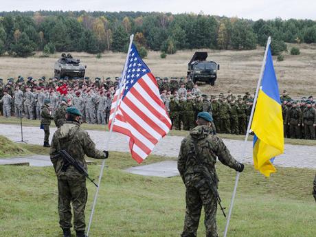 Агрессия США против России и захват ими контроля над Украиной является составной частью мировой гибридной войны