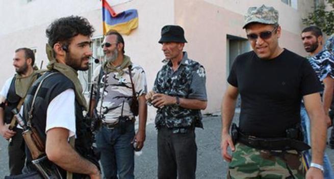 Майдан по-армянски: в игру вступают радикалы из «Сасна црер»