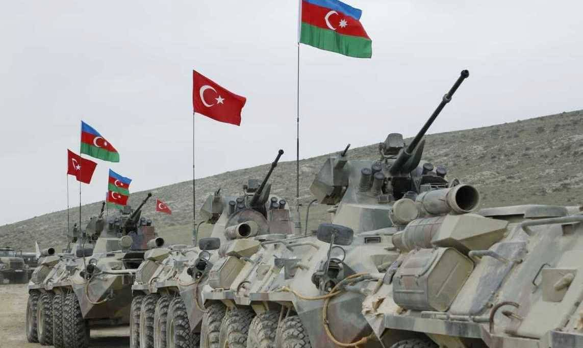 Тройственный союз Турции, Аз…