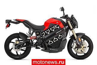 Brammo начнет продавать электромотоциклы в Австралии