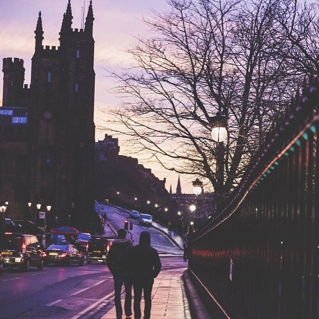 Снимки невероятно красивой Шотландии