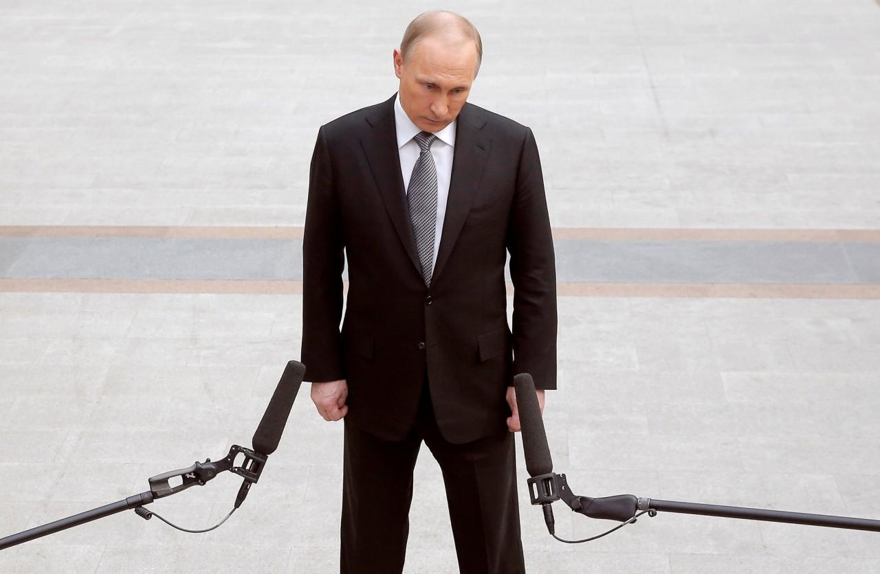Путин хочет оставить след в истории