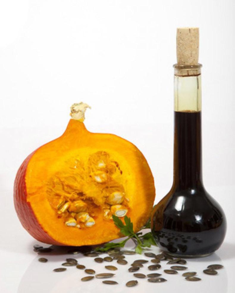 Целебные свойства тыквенного масла