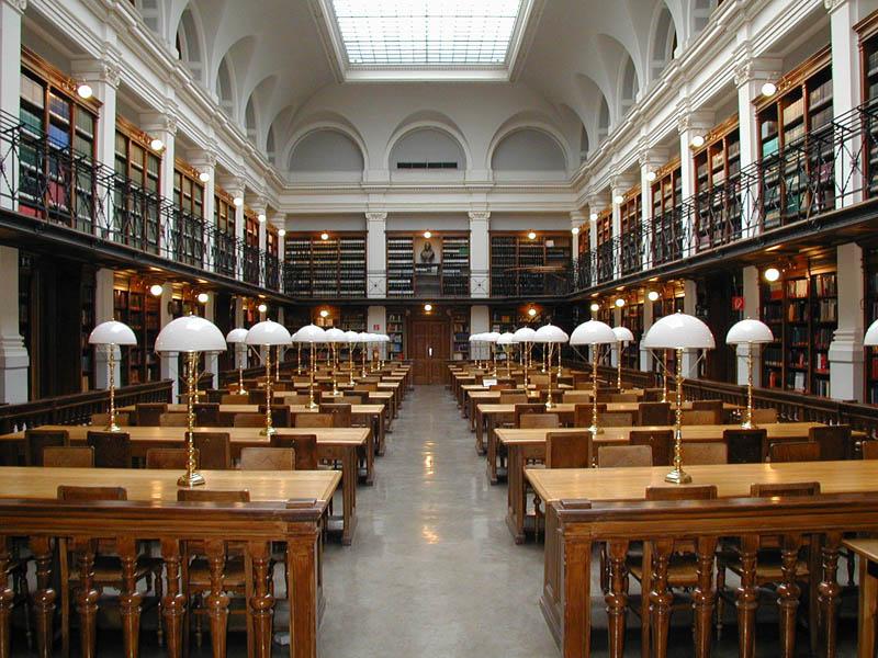 1032 15 самых красивых библиотек мира