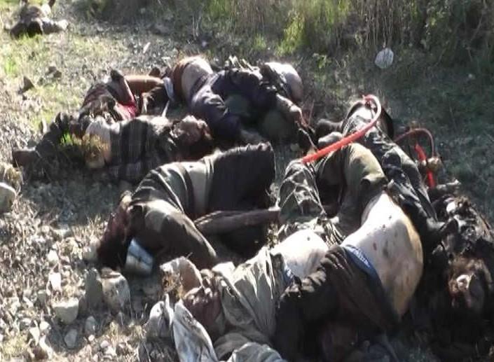 Сирийцы отомстили за погибших в Латакии российских военных