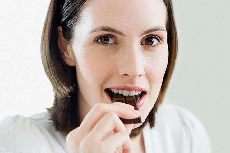 Горький шоколад: удовольствие и польза