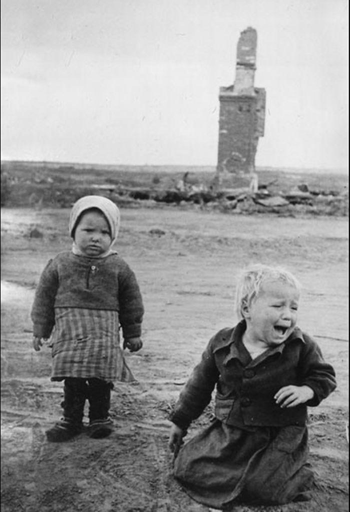 Во что играли дети в годы войны