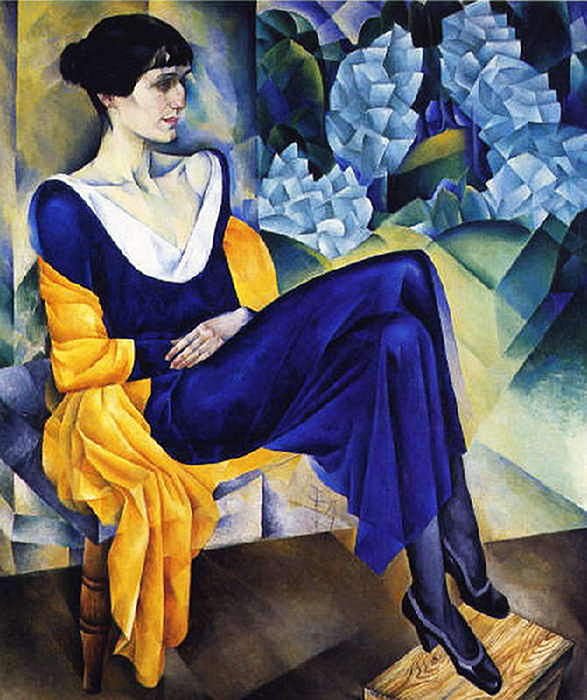 10 прекрасных женских портретов к 8 марта