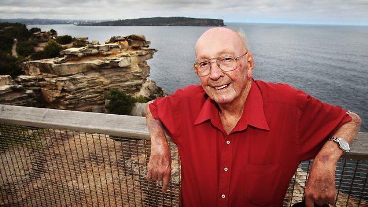 Австралиец, который спас не менее 160 человек от самоубийства