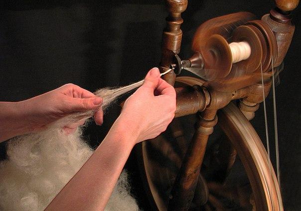 Как использовали нити, кудели и веревки в обрядах