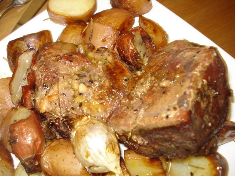 Мясо в луковом соусе или любимое мяско в моей семье
