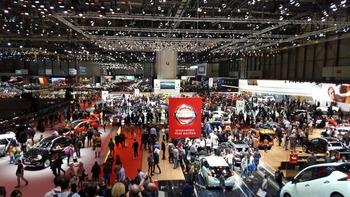 Прототипы и концепты будущего - новинки Женевского автосалона