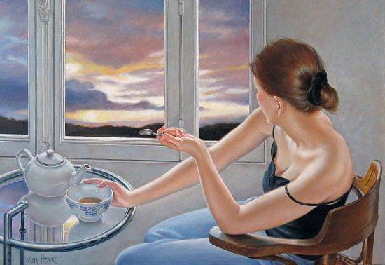Французский шарм Francine Van Hove (род.1942 г.)