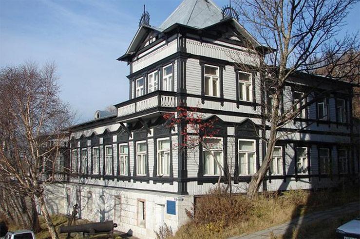 Камчатский Краевой музей