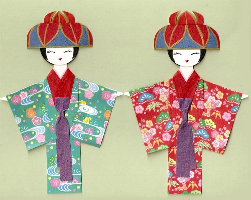 Поделки своими руками на японскую тему