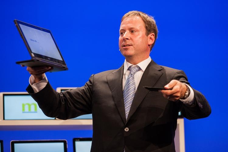 Intel избавит компьютеры от проводов и паролей