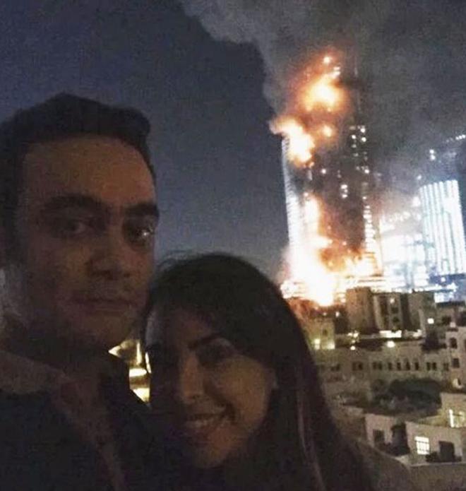 «С новым годом, дорогой Дубай».